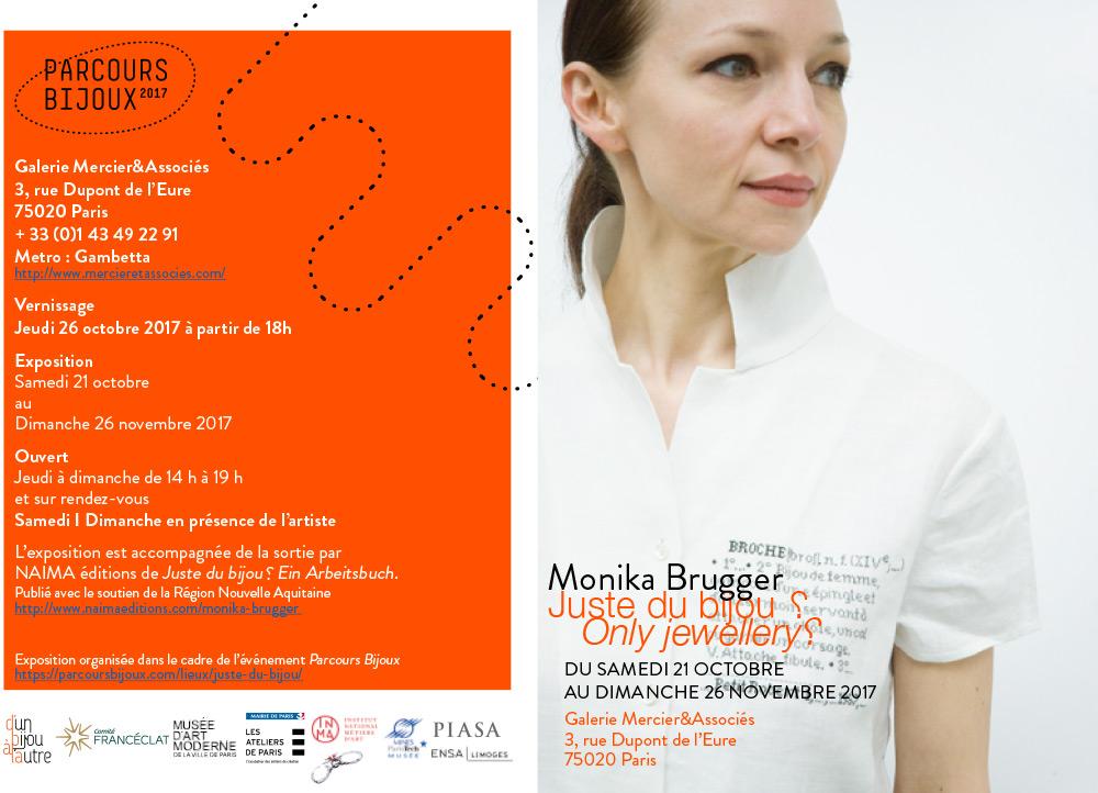 Bernard Thimonnier à la Galerie Mercier & Associés.